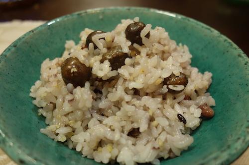 むかごご飯レシピ11