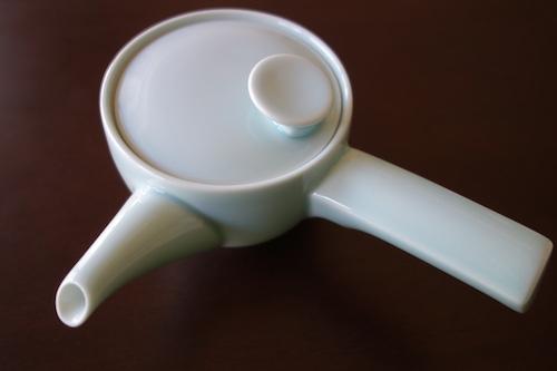 白山陶器 急須 茶和 レビュー1