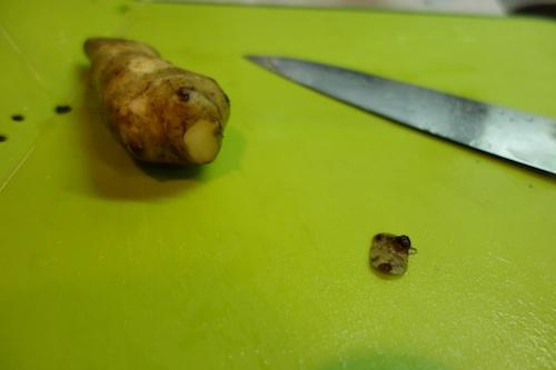 菊芋 レシピ3
