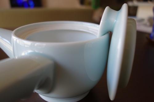 白山陶器 急須 茶和 レビュー6