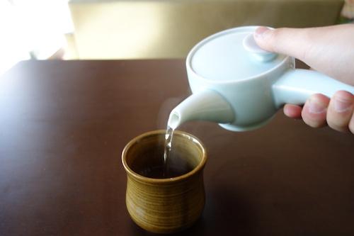 白山陶器 急須 茶和 レビュー9