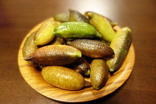 フィンガーライム(Citriburst Finger Limes)from Shanley Farms01
