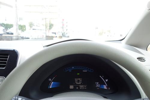 日産リーフ鎌倉ドライブ01