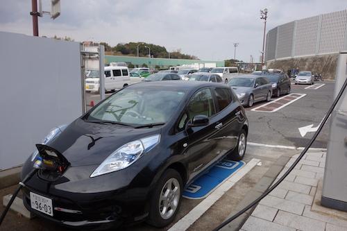 日産リーフ鎌倉ドライブ10