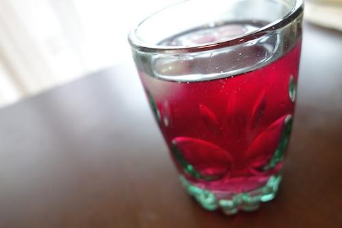 赤紫蘇ジュース31
