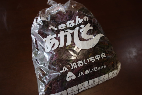 赤紫蘇ジュース01